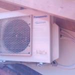 sistema canalizzato aria-aria in PDC